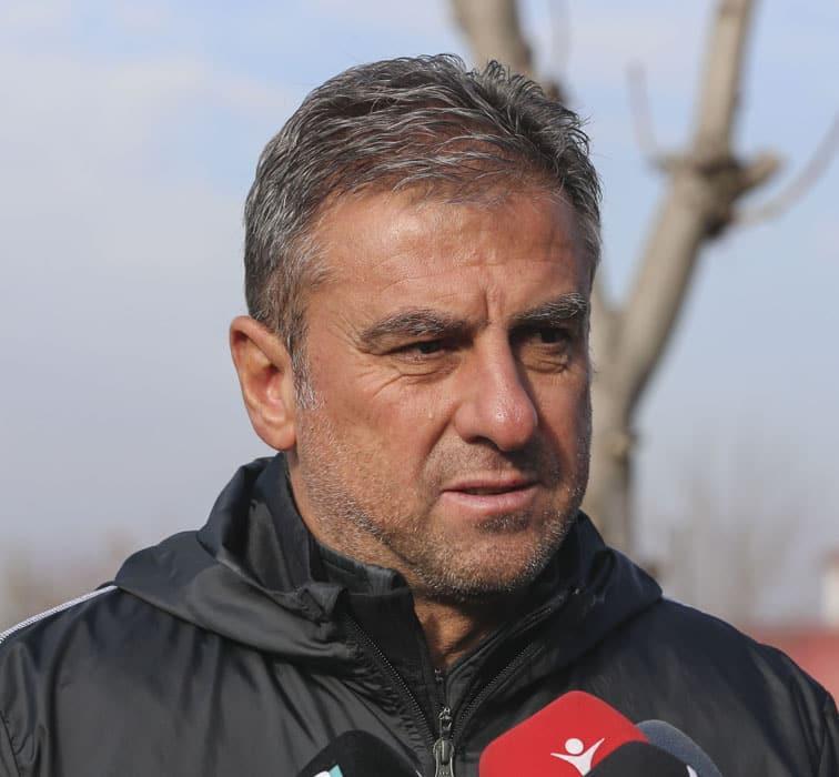 Hamza Hamzaoğlu: Stancu'nun golle dönmesi sevindirici