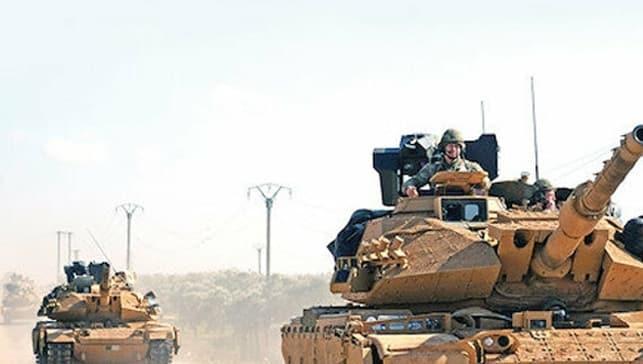 Hedef stratejik M4 ve M5 karayolunun kesiştiği Serakib ilçesi