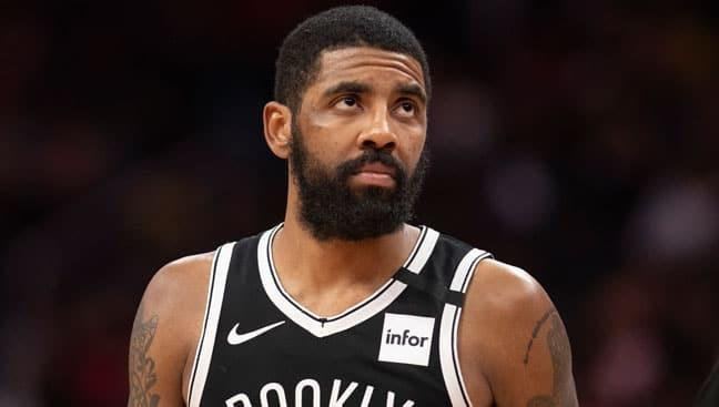 Brooklyn Nets'te Kyrie Irving sakatlığı sebebiyle sezonu kapattı