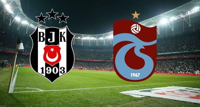 "CANLI | Beşiktaş Trabzonspor maçı CANLI YAYINI! Beşiktaş Trabzonspor maçı şifresiz hangi kanakda, nasıl izlenir"""