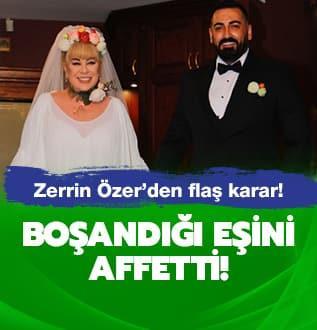 Zerrin Özer Murat Akıncı'yı affetti! Yeniden görüşüyorlar