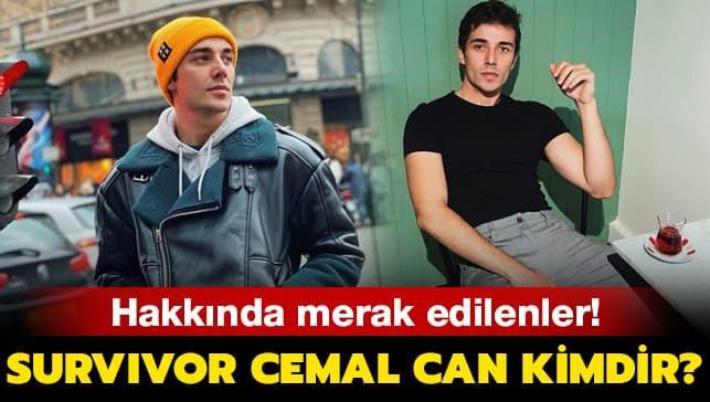 Survivor Cemal Can'ın hayatı...