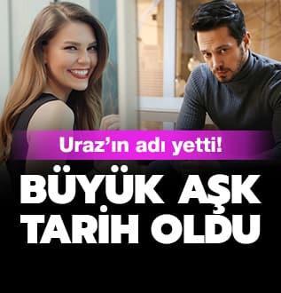Murat ve Aslı'nın aşkı tarih oldu!