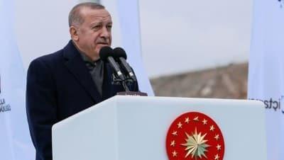 Başkan Erdoğan: 'Yol haritamızı belirledik'