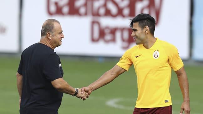 """Fatih Terim kararını verdi! Falcao Fenerbahçe derbisinde oynayacak mı"""""""