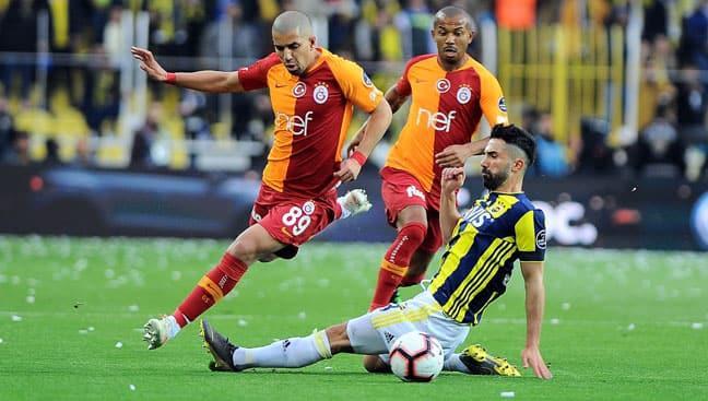Fenerbahçe ile Galatasaray Kadıköy'de 57. randevuda