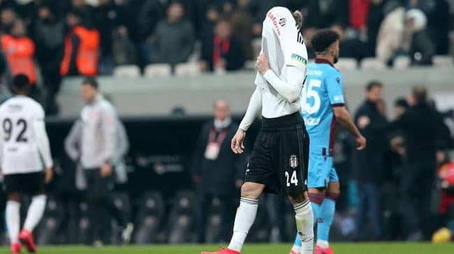 Beşiktaş Vodafone Park'taki en başarısız dönemini yaşıyor