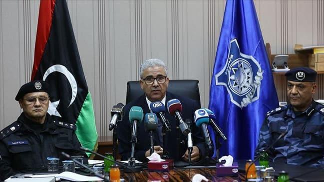 Libya UMH İçişleri Bakanı Başağa: Trablus'ta asayişi sağladık