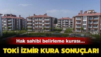 TOKİ İzmir kura sonuçları ne zaman açıklanır? TOKİ 2020 kura çekilişi nerede yapılacak?