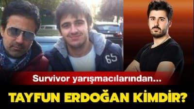 Survivor Tayfun Erdoğan kimdir, kaç yaşında? Emrah'ın oğlu Tayfun Erdoğan'ın annesi kimdir?