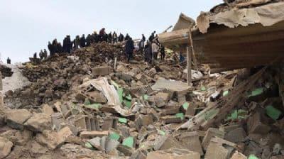 İran'daki depremlerde 104 kişi yaralandı