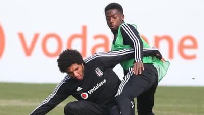 Beşiktaş, Alanyaspor maçının hazırlıklarına 3 eksikle başladı