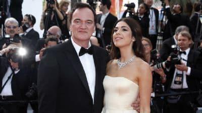 56 yaşındaki yönetmen Quentin Tarantino baba oldu