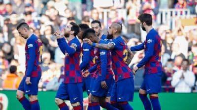 Barça'da virüs tehlikesi! Teste girecekler...