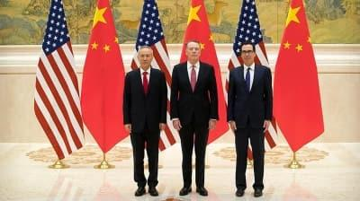 ABD'li bakandan, ABD-Çin ticaret anlaşmasıyla ilgili koronavirüs açıklaması!