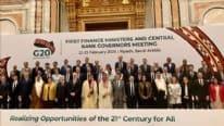 Bakan Albayrak'tan G-20 Finans Bakanları Toplantısı'na ilişkin paylaşım