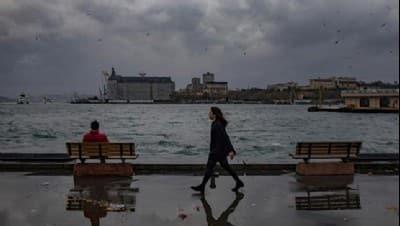 İstanbul için sarı uyarı: Fırtına geliyor...
