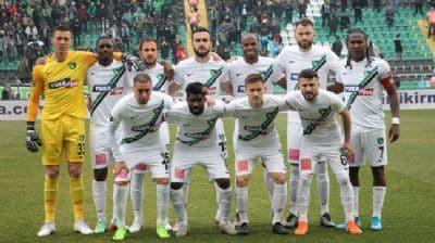 Denizlispor, Süper Lig'de 8 haftadır kazanamıyor