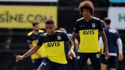 Fenerbahçe'de Garry, Emre ve Gustavo mumla arandı