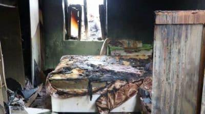 Diyarbakır'da evde çıkan yangında 4 yaşındaki çocuk hayatını kaybetti