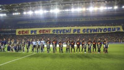 Galatasaray: Olaylarla ilgili yasal işlem başlatacağız