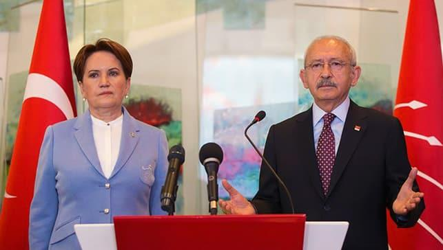Millet İttifakı'nda HDP çatlağı! İyi Parti durumdan rahatsız