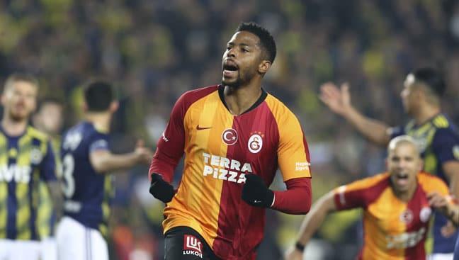 Galatasaray'da Ryan Donk'a yeni sözleşme