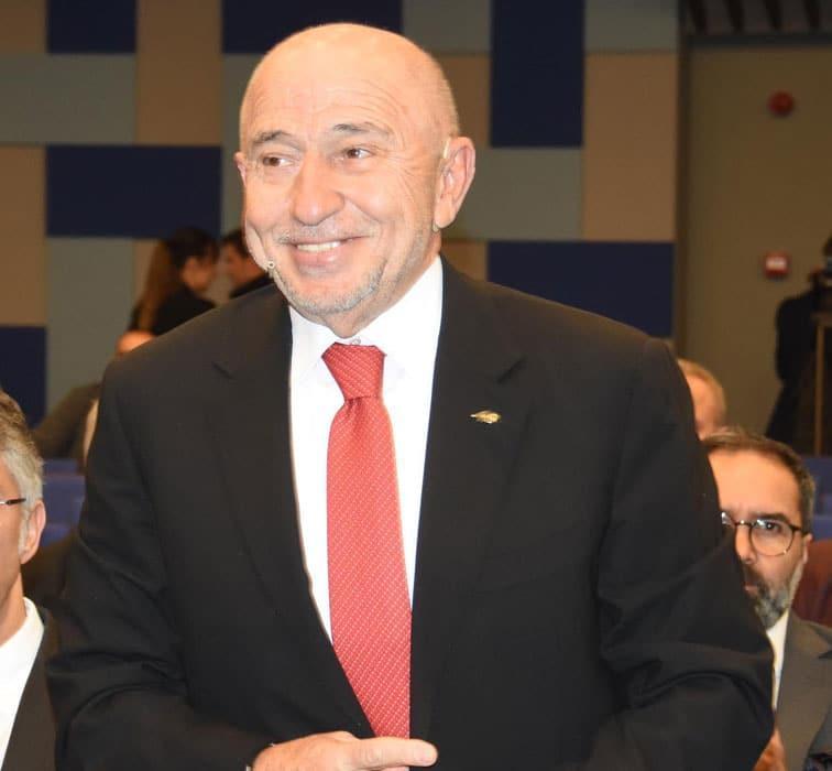 11 yıllık hasret bitiyor! Nihat Özdemir'den İzmir'e milli maç müjdesi