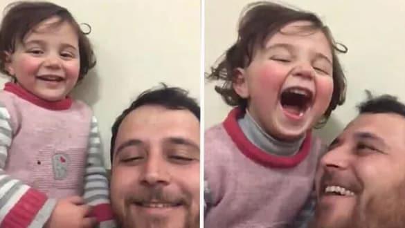 Oynadığı oyun yürek sızlatmıştı: Minik Selva Türkiye'de gerçek oyuncaklara kavuştu