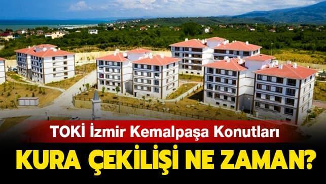 """Gözler TOKİ İzmir Kemalpaşa kura çekilişinde! TOKİ İzmir Kemalpaşa kura sonuçları açıklandı mı"""""""