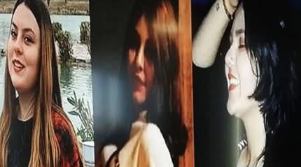 Kendilerinden 5 gündür haber alınamayan üç genç kız İzmir'de bulundu