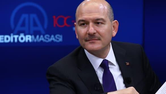 Son dakika haberi... Bakan Soylu'dan Abdullah Gül'e sert tepki! 'Ağzımı açtırmasınlar'