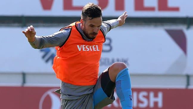 Galatasaray'ın gündemindeki Filip Novak'tan transfer açıklaması