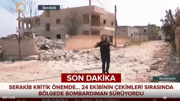21 gün sonra geri alınan Serakib'ten ilk görüntüler....