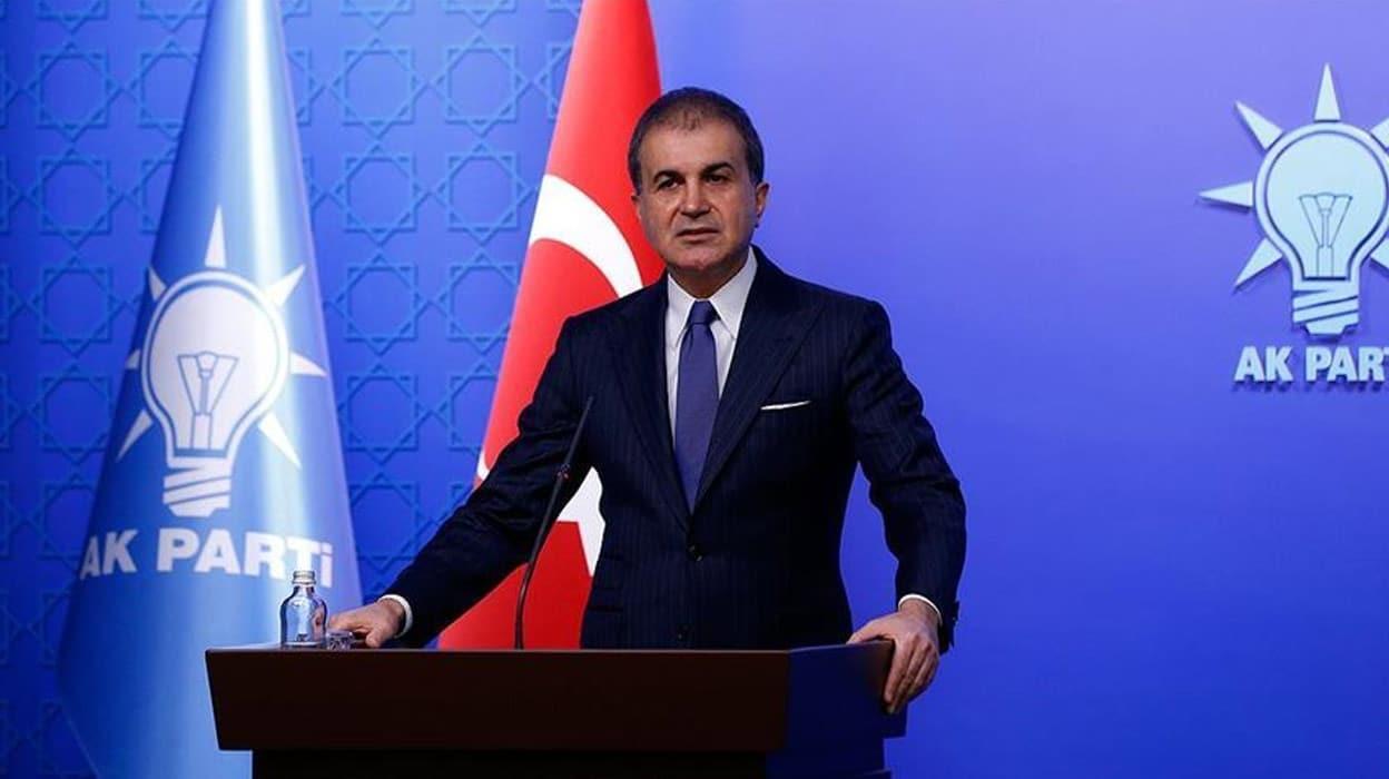AK Parti Sözcüsü Çelik'ten NATO'ya çağrı: Somut adım bekliyoruz