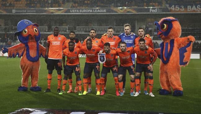 Başakşehir'in Avrupa Ligi son 16 turundaki rakibi Kopenhag