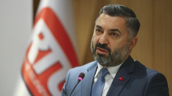 RTÜK Başkanı Şahin'den hassasiyet çağrısı