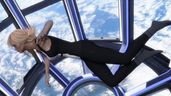 NASA'nın 'uzay oteli' açıldı! İşte konaklama bedeli
