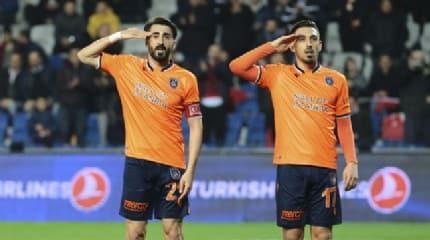 Medipol Başakşehir, ikinci yarıda bulduğu gollerle Gaziante FK'yı mağlup etti
