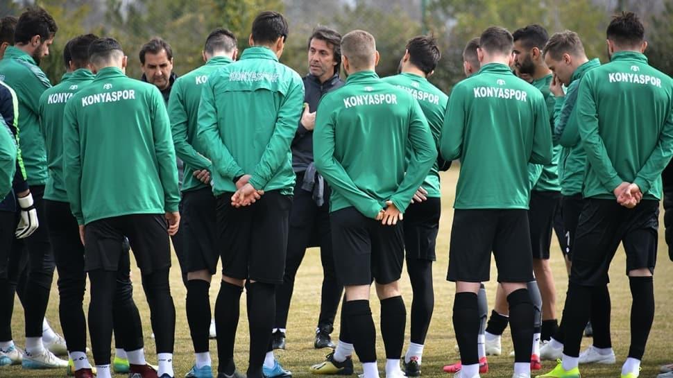 Konyaspor'da 3 oyuncu kadrodan çıkarıldı