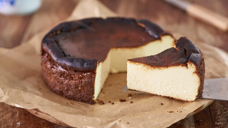 """San Sebastian tatlısı nasıl yapılır"""" San Sebastian cheesecake tarifi ve malzemeleri neler"""""""