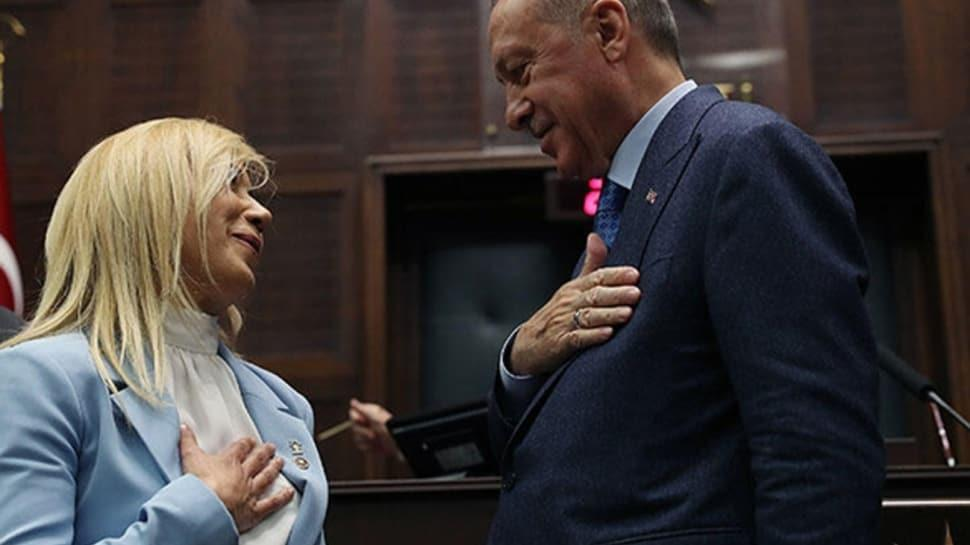 İYİ Parti'den istifa eden Tuba Vural Çokal AK Parti'ye geçti