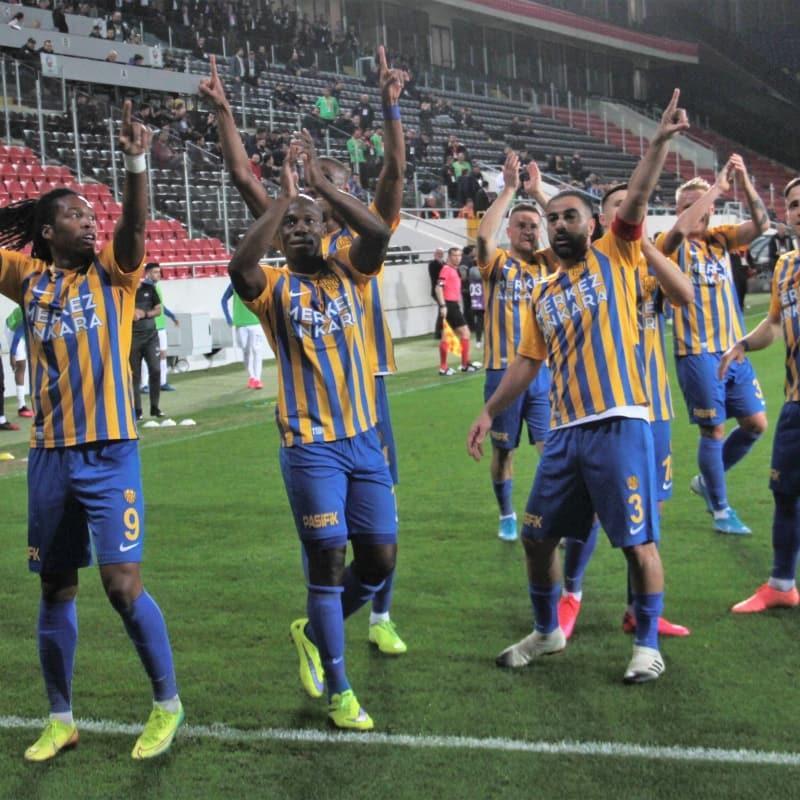 Ankaragücü, kendi evinde Rizespor'u mağlup etti