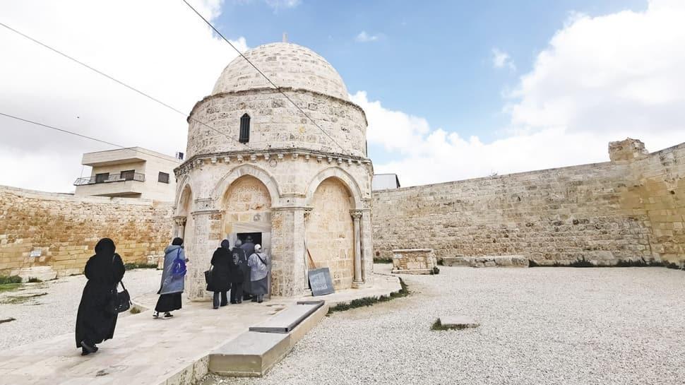 Kuşatma altındaki miras: Kudüs