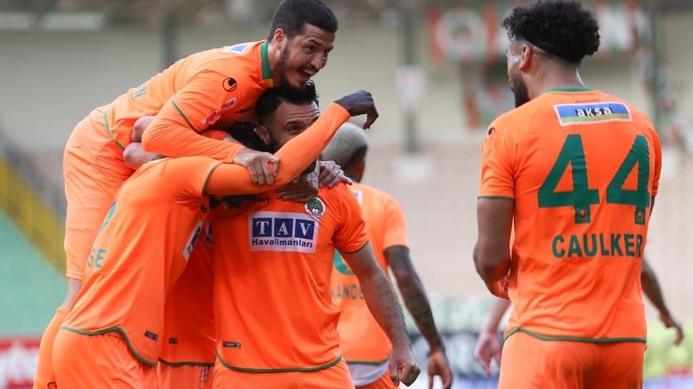 Alanyaspor galibiyet hasretini Gaziantep FK karşısında dindirdi