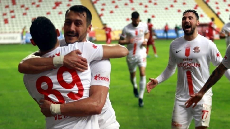 Antalyaspor ligde 2020 yılında oynanan maçlarda en fazla puan toplayan dördüncü takım oldu