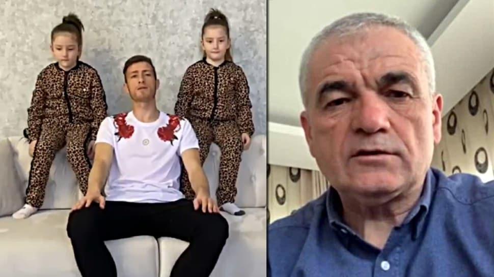 Sivasspor'dan 'Evde kal Türkiye' çağrısına destek