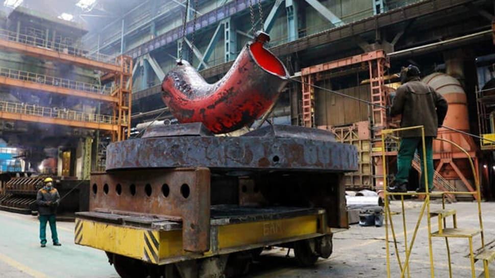 Türkiye'nin ilk nükleer güç santralinin birinci ünitesinin soğutma boru hattında kullanılacak dirsek borularının yapımı tamamlandı