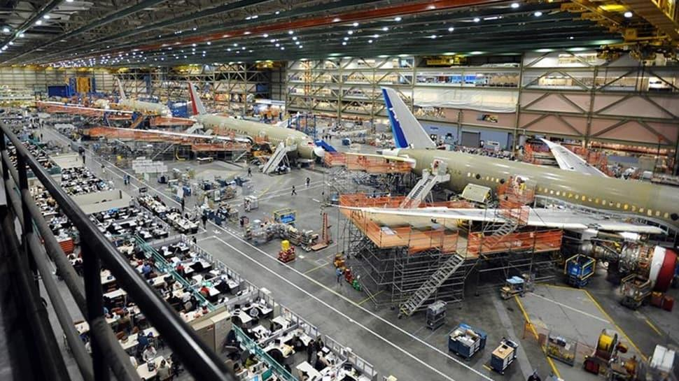 Boeing koronavirüs nedeniyle üretime ara verecek
