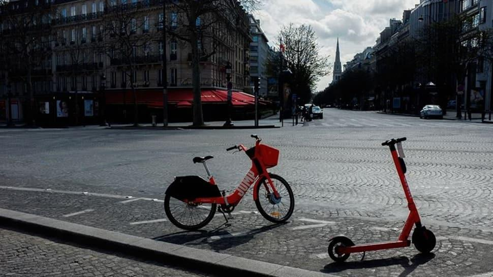 Fransa'da koronavirüsten ölenlerin sayısı son 24 saatte 240 artarak 1100'e yükseldi